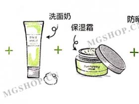 1月3日 检查手头的化妆品种类!