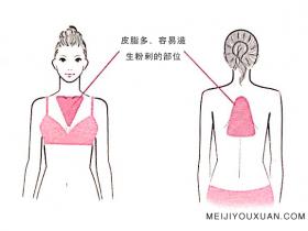 4月10日 如何预防胸部和后背的粉刺?